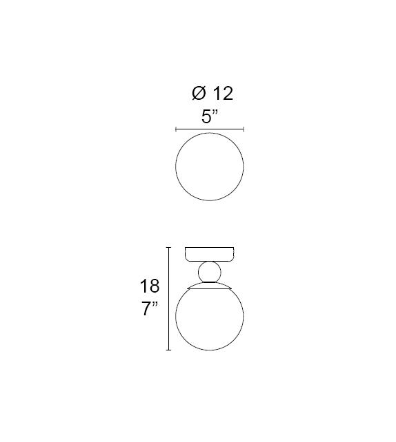 Dots 7210/P1 MMLampadari Applique