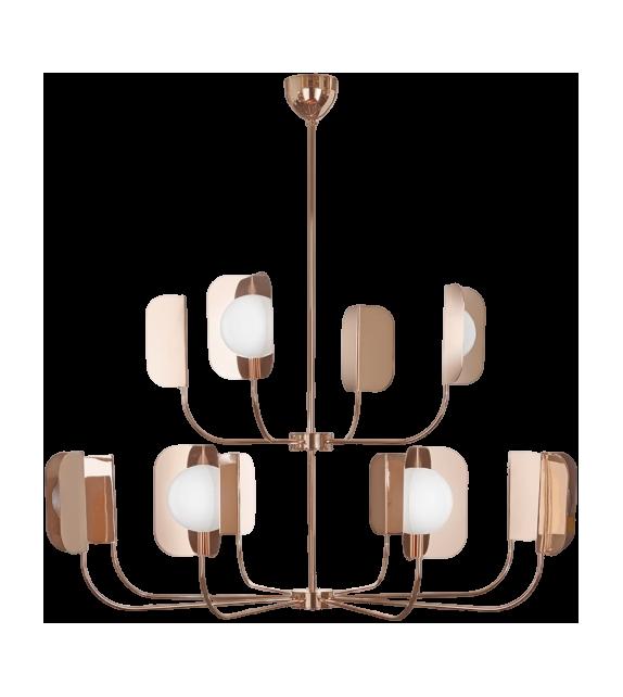 Leaf  7208/12 MMLampadari Lampe à Suspension