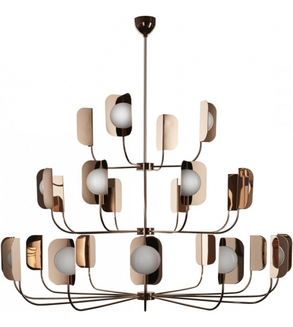 Leaf  7208/24 MMLampadari Suspension Lamp