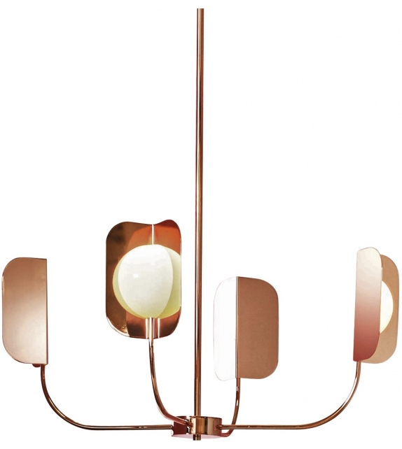 Leaf  7208/4 MMLampadari Lampe à Suspension