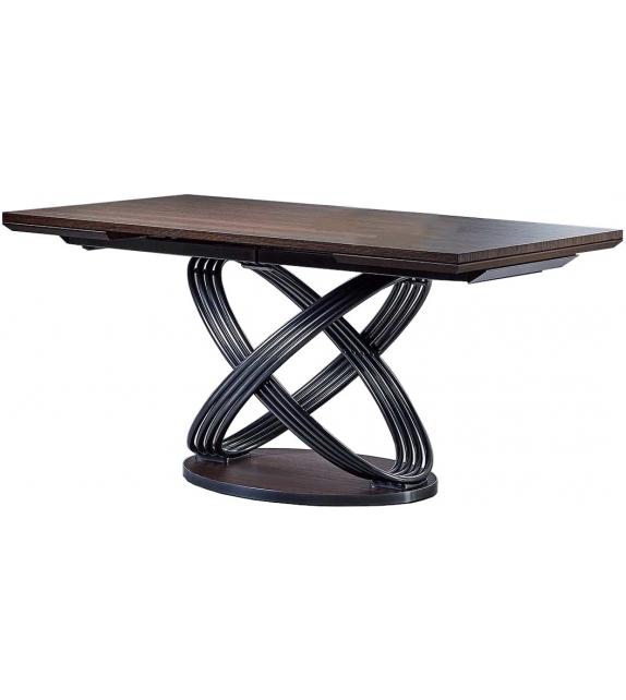 Fusion Rechteckig Erweiterbar Bontempi Tisch