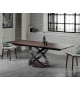 Fusion Rectangulaire Extensible Table Bontempi