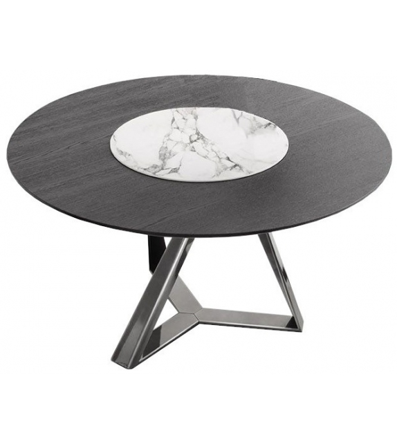 Millennium Ring Table Bontempi