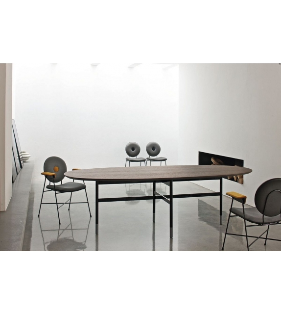 Glamour Bois Bontempi Table