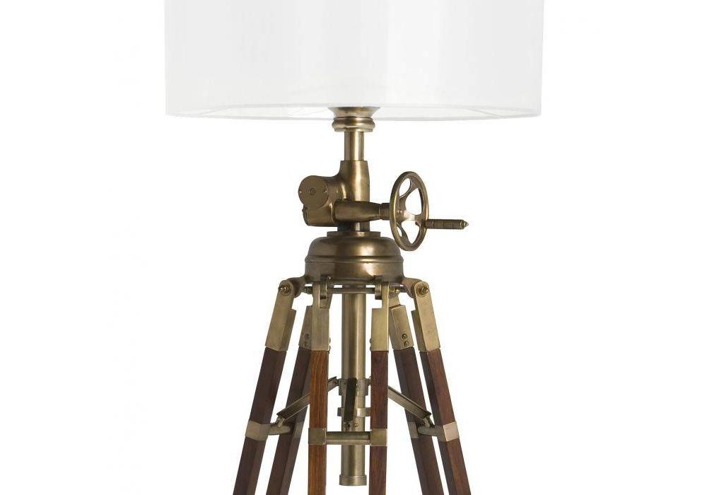 Royal Marine Eichholtz Floor Lamp, Marine Floor Lamp