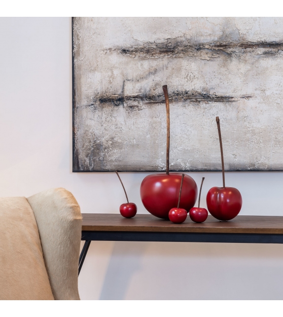 Cherry Black Gardeco Skulptur