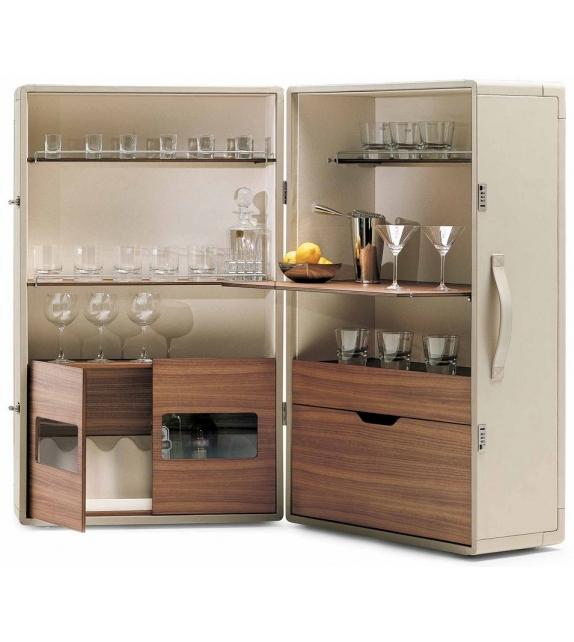 Isidoro Poltrona Frau Drinks Cabinet
