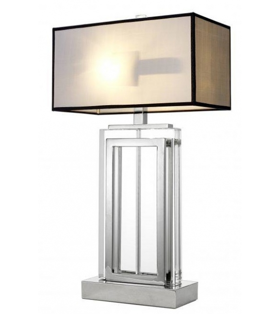 Arlington Crystal Eichholtz Table Lamp