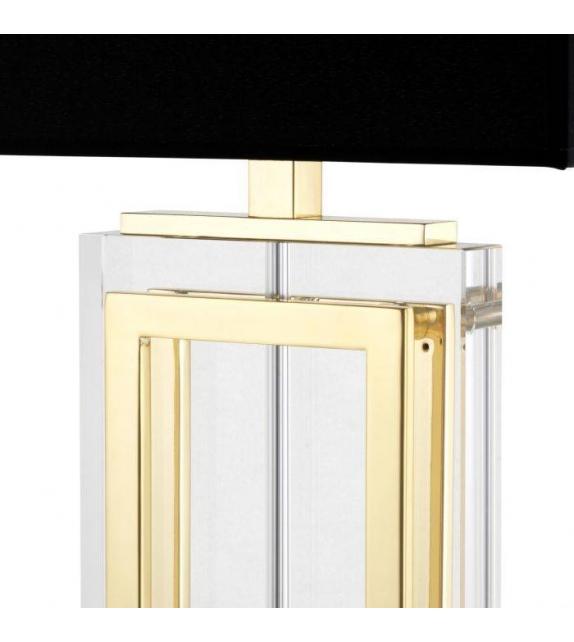 Arlington Crystal Eichholtz Lampe de Table