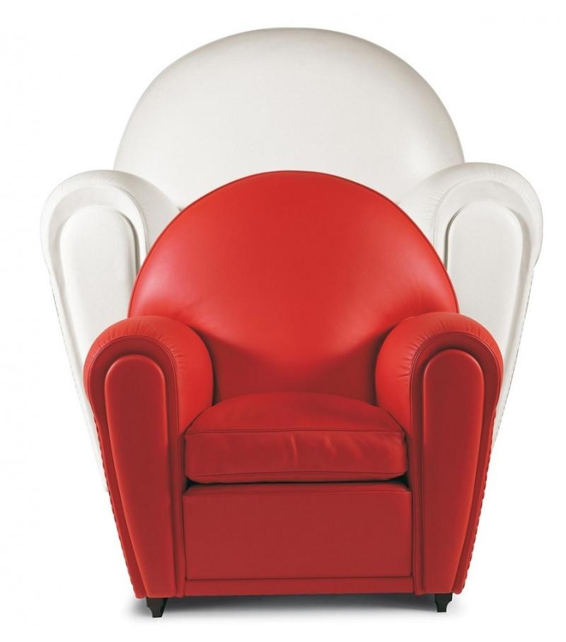 Baby vanity fair armchair poltrona frau milia shop for Chaise longue poltrona