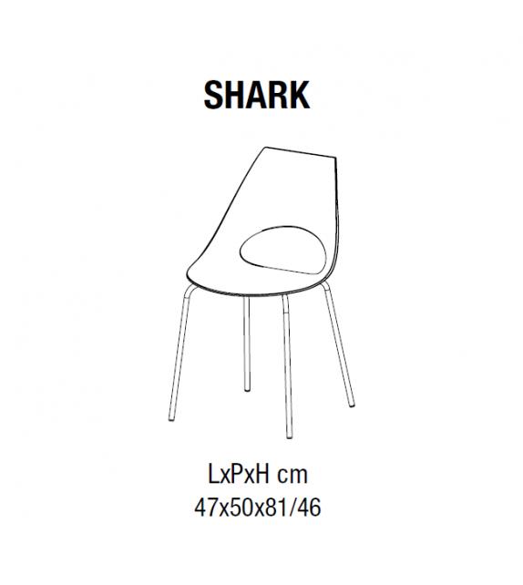 Shark Bontempi Silla