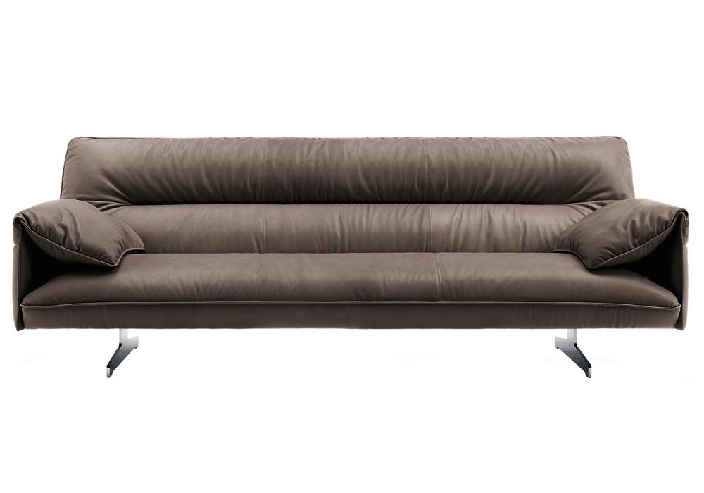 antohn dreiersofa poltrona frau milia shop. Black Bedroom Furniture Sets. Home Design Ideas