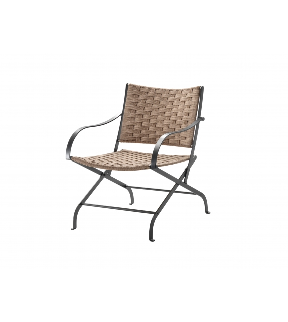 Carlotta Outdoor Armchair Flexform