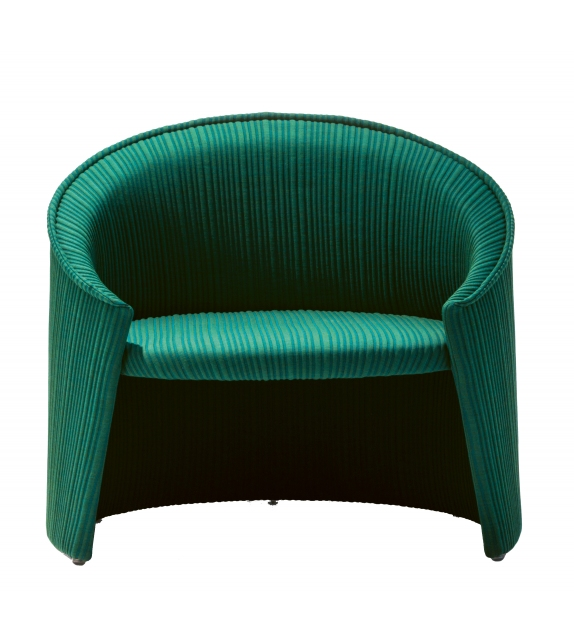 Husk Moroso Indoor Armchair
