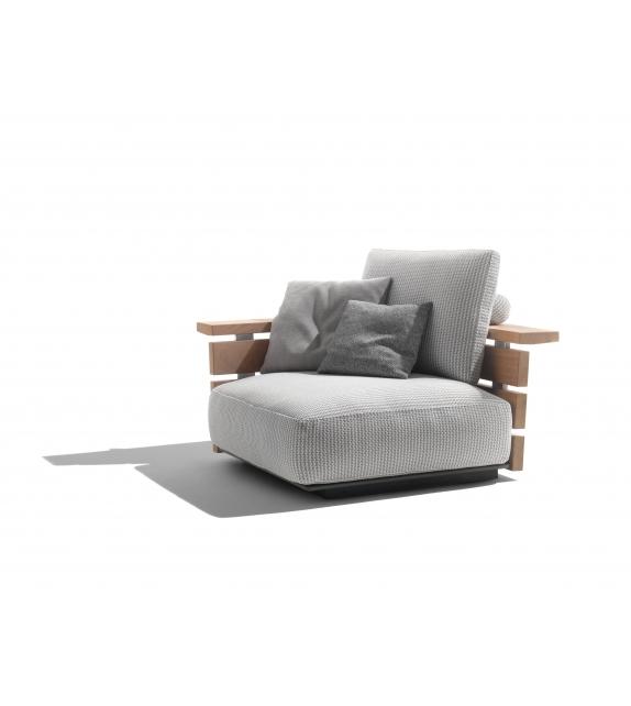 Ontario Outdoor Flexform Sofa
