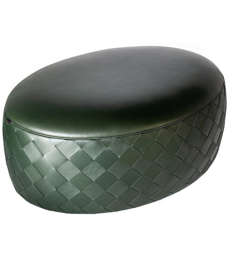 Ready for shipping - Grant Deluxe Poltrona Frau Pouf