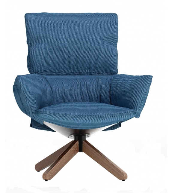 Lud'o Lounge Cappellini Armchair