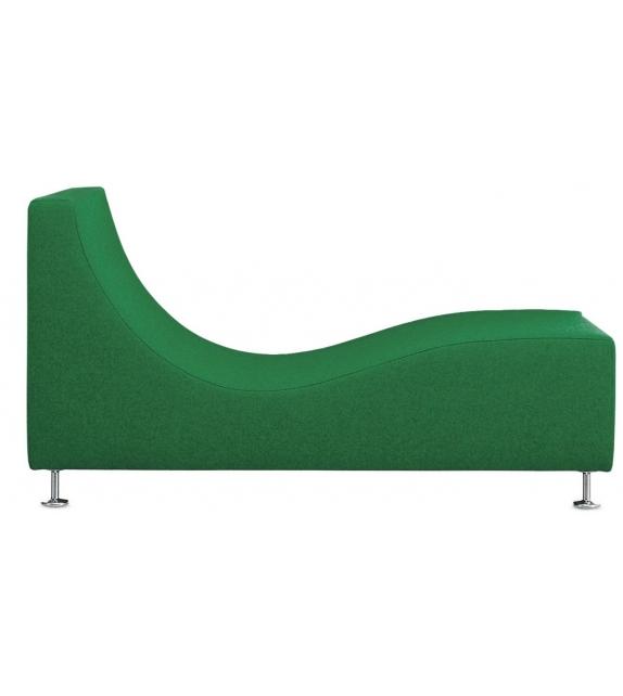 Three Sofa de Luxe Cappellini Chaise Longue