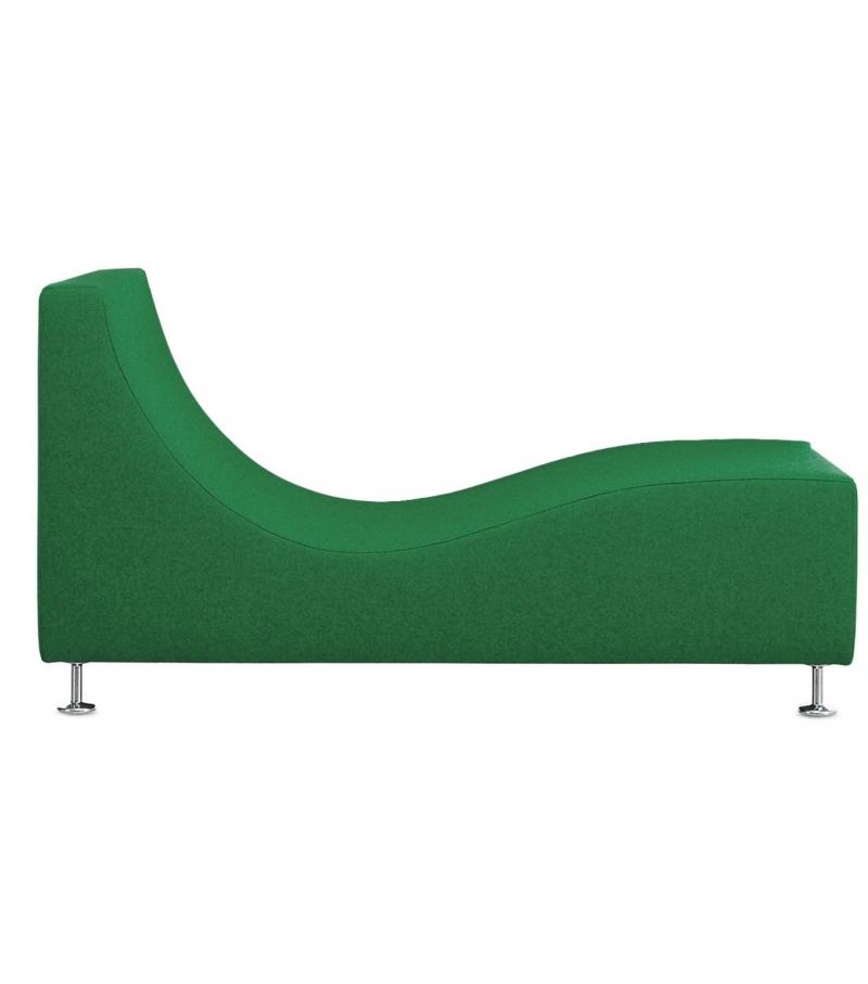 Three Sofa de Luxe Chaise Longue Cappellini