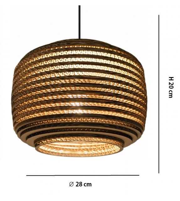 Ausi12 Graypants  Lámpara de Suspensión