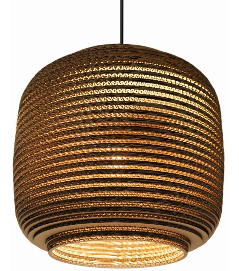 Ausi14 Graypants Pendant Lamp
