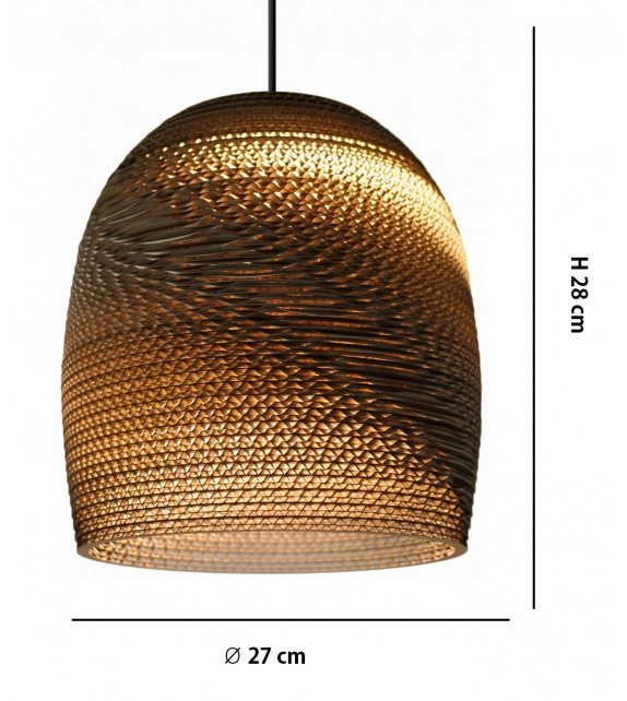 Bell10 Graypants Pendant Lamp