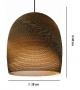 Bell16 Graypants  Lámpara de Suspensión