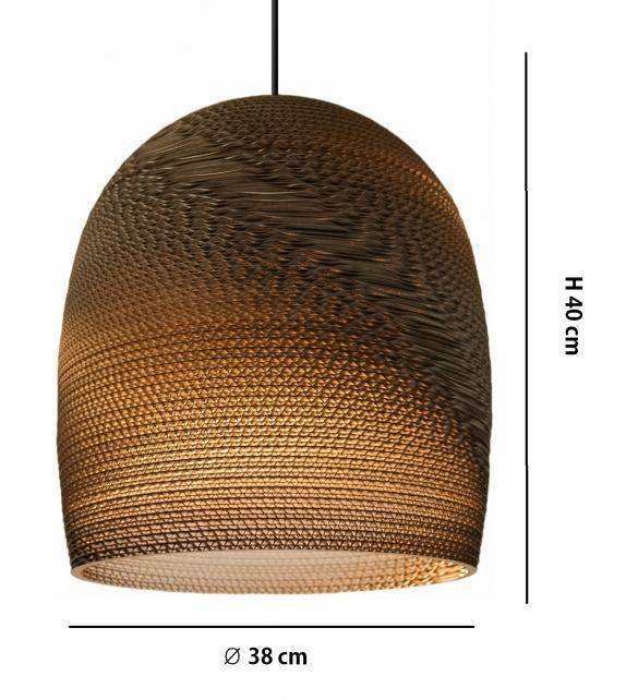 Bell16 Graypants Pendant Lamp