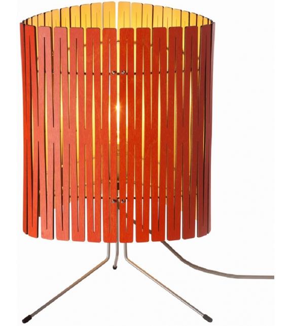 T3 Graypants Natural-Lava Table Lamp