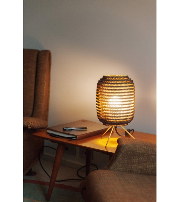 Ausi White Lampe de Table