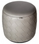 Ready for shipping - Grant Deluxe Poltrona Frau Round Pouf