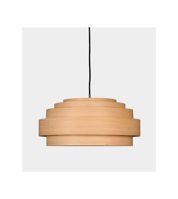 Thin Wood Ay Illuminate Lámpara de Suspensión