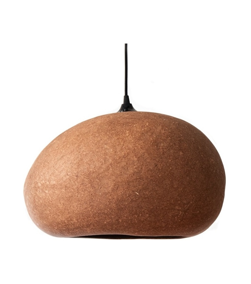 Pebble Terracotta Ay Illuminate Pendant Lamp