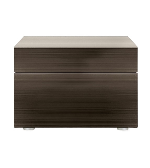 Ready for shipping – Abbinabili Bedside Cabinet With 2 Drawers Poliform