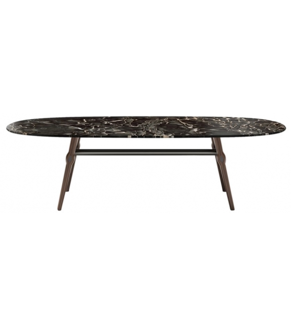Ago Giorgetti Table with Marble Top