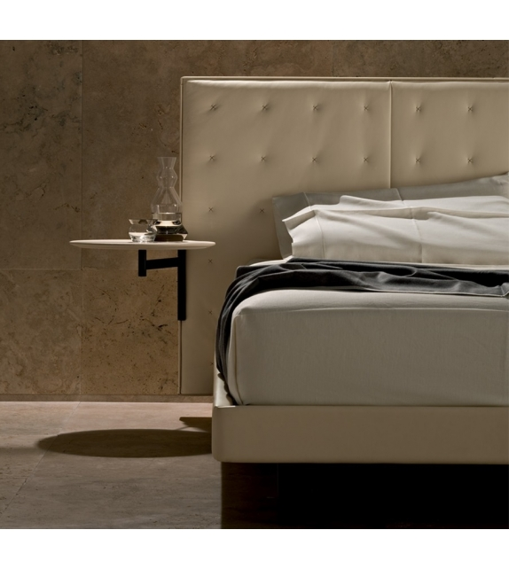 Jack Bed With The Support Surface Poltrona Frau