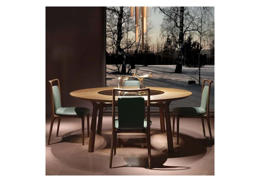 Memos Giorgetti Round Table Milia Shop