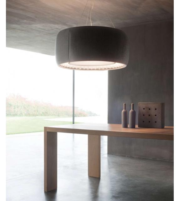 D79 Silenzio Luceplan Suspension Lamp