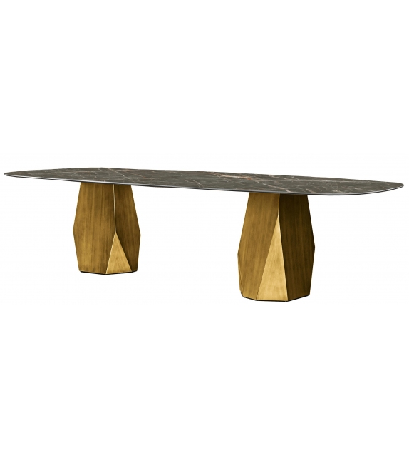 Deod Two Bases Sovet Table