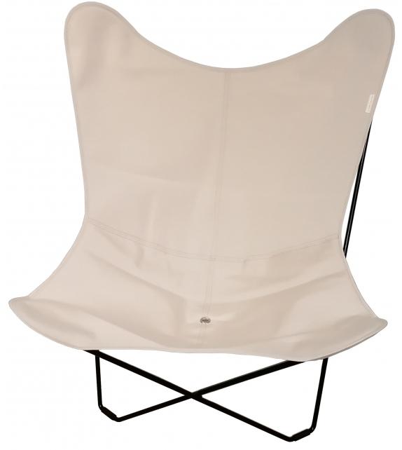 Prêt pour l'expédition - Sunshine Mariposa Cuero Design Chaise