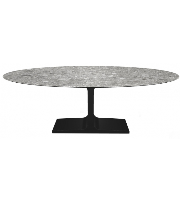 Palace Elliptique Sovet Table