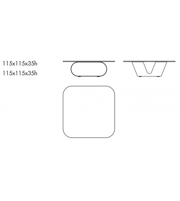 Ring Sovet Table Basse
