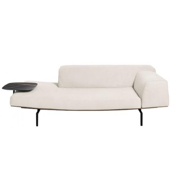 Living Divani Sofa Sumo mit Tisch