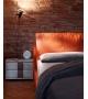 Massimosistema Bed With Storage Poltrona Frau