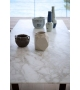 Bolero Poltrona Frau Table with Marble Top