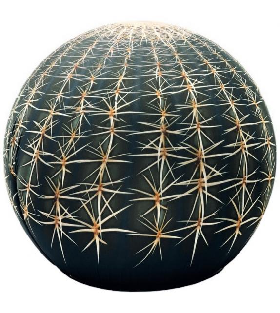 Versandfertig - Tatino Tattoo Cactus Baleri Italia Sitzkissen