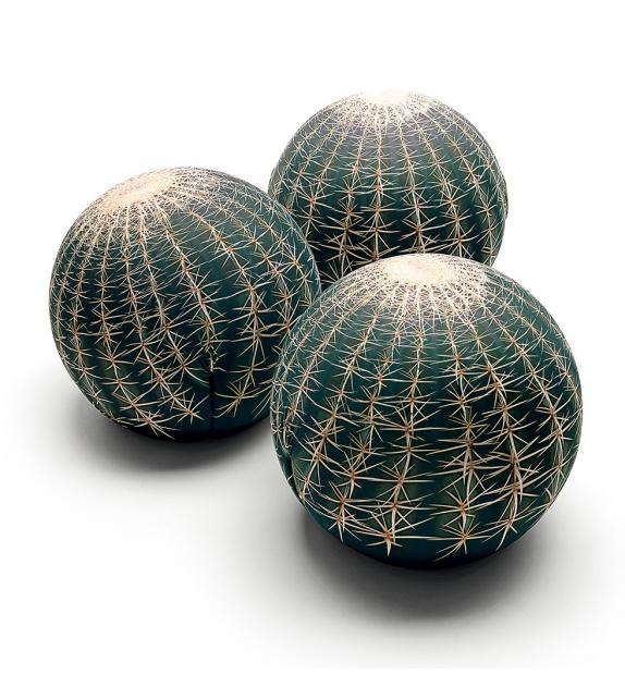 Listo para entregar - Tatino Tattoo Cactus Baleri Italia Pouf