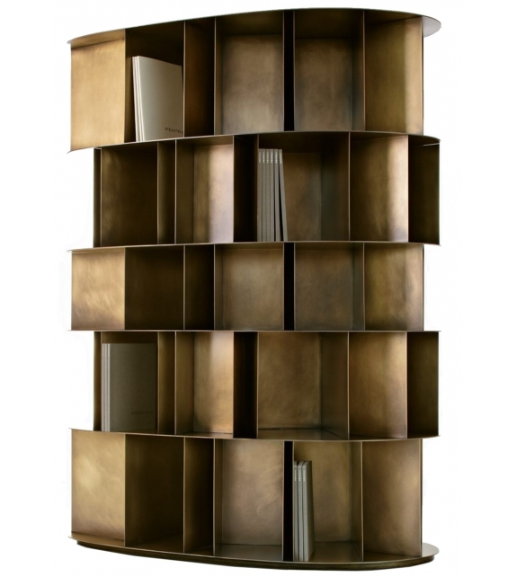 Existence Wall DeCastelli Bookshelf