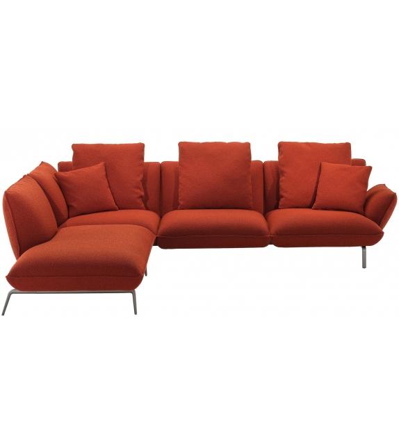 1325 Dove Zanotta Sofa