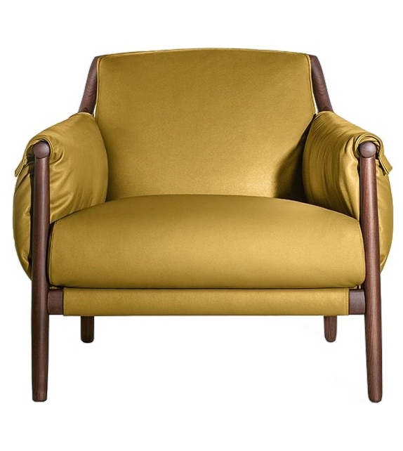 Ready for shipping - Times Lounge Poltrona Frau Armchair